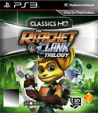 The Ratchet & Clank Trilogy (Sony PlayStation 3, 2012)