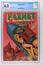 Planet Comics #65 - Fiction House 1951 - CGC 6.5!
