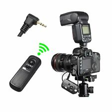 Pixel RW-221/E3 Wireless Remote Control Release For Canon EOS 1100D 600D 550D