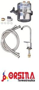 Purificatore depuratore filtro d'acqua ITS Seagull IV X-1F in kit installazione