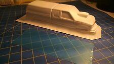 Straightlines SL01-X Chevy Pickup W/Camp Shell Styrene Drag Body Mid-America