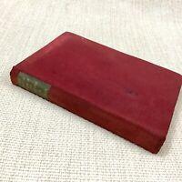 1928 First Edition Antique Book The Pillow Book Sei Shonagon English Translation