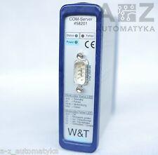 W&T: COM-SERVER 58201