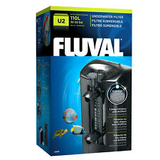 Fluval U2 Underwater Internal Filter, Aquarium Fish Tank 110 L