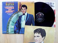 LP Elvis Presley - Frankie And Johnny - USA RCA LPM 3553 w/ Bonus Photo