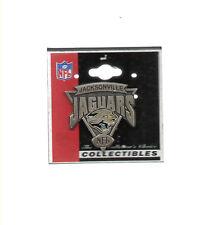 Jacksonville Jaguars Antiqued Triangle Logo NFL Official Licensed Pin New