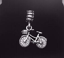 Authentic PANDORA BICYCLE Charm Dangle W/ Pandora TAG & HINGED BOX #791266