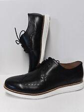 Cole Haan Original Grand Shwng Wingtip Oxford Shoes C26469 Black/white Size 10 M