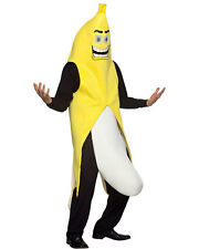 Morris Costumes Adult Humor Men's Comical Banana Flasher One Size. GC6551