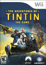 The Adventures Of Tintin: The Game WII New Nintendo Wii