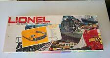 VINTAGE LIONEL STEAM LOCOMOTIVE TRAIN SET GAUGE O 6-1298