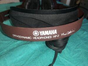 Yamaha HP2 Vintage Headphones