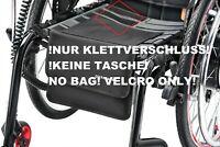Klettverschluss selbstklebend 10x10cm | Zubehör für pickepacke. Rollstuhltasche