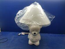 Gift mark bear lamp