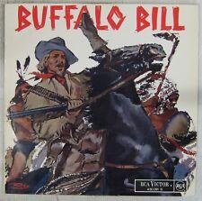 Buffalo Bill  33 tours Jean Négroni Roger Carel