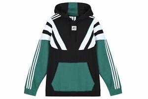adidas x NTS Radio x Spirit Forecast Balanta 96 Hoody Black RRP £85 FK1895 RARE