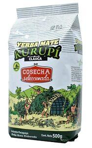 Kurupi Yerba Mate Special Selection Tea CARTON 12 x 500g - FREE SHIPPING