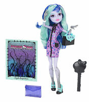 Monster High Twyla NEW SCARE-MESTER neues Schuljahr BJM62 OVP