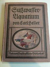 Freshwater Aquarium by Karl Heller 1924 Freshwater Aquarium by Karl Heller