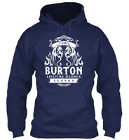 Team Burton Lifetime Member Legend - Gildan Hoodie Sweatshirt