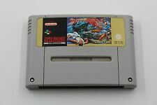SUPER NINTENDO SNES STREET FIGHTER II SOLO CARTUCHO PAL ESPAÑA