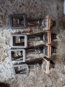Peugeot 405 T16, Mi16, 306 S16, ZX16v Coil pack set, PUG Racing