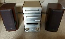Technics HD550 stereo, speakers & Stand