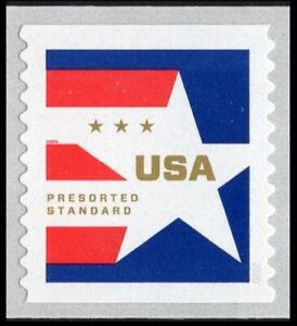 2020 US Stamp - Presort Star - Coil Single - SC# 5433