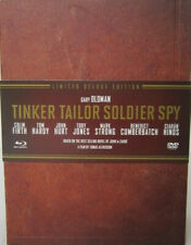 TINKER TAILOR SOLDIER SPY LIMITED DELUXE EDITION NEW SEALED