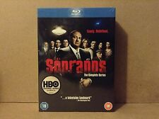 The Sopranos - The Complete Series Seasons 1-6 (Blu-ray) *BRAND NEW*