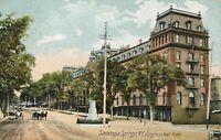SARATOGA SPRINGS NY -  Congress Hall Hotel - 1908
