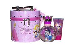 Disney PRINCESS Geschenkset für kleine Prinzessinnen mit Parfum & Bodyglitter