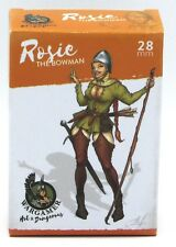 Wargamer HD-28-19 Rosie the Bowman (28mm) Hot & Dangerous Female English Archer