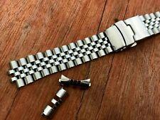 seiko jubilee 20MM bracelet for seiko 7S26-0020 Skx007K2 Skx009K2 Skx007 Skx009