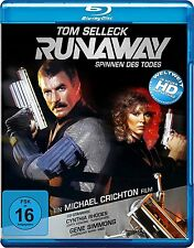 Runaway (Tom Selleck) IMPORT Blu-Ray NEW Free Ship USA Compatible