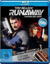 Runaway (Tom Selleck) IMPORT Blu-Ray NEW Free Ship USA Compatible