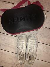Nfinity Vengeance cheer shoes Size 5.5 white, Worn One Season