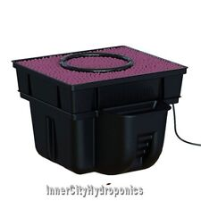 PLATINIUM HYDRO GROWER 40 COMPLETE HYDROPONIC WATERING SET UP SYSTEM 40X40CM