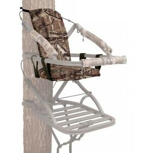 Summit Tree Stand Universal Replacement Seat - Mossy Oak Camo (SU85249)