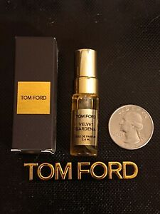 NEW in FACTORY BOX Authentic TOM FORD Brand 3.4ml Travel Size Spray Perfume