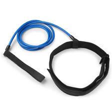 Swim Resistance Training Belt Exercise Bungee Elastic Tether Storage Mesh Bag