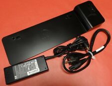 HP 2013 UltraSlim DockingStation für HP EliteBook 820, 840 G3 mit 90W Netzteil