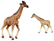 New CollectA 88046 Reticulated Adult Giraffe and 88064 Calf Safari Model Toys