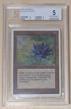 Black Lotus Unlimited Magic: The Gathering BGS 5 Excellent
