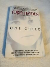 One Child by Torey L. Hayden (1981, Mass Market, Reprint)
