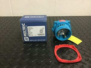 MELTRIC DS100C SERIES INLET/PLUG 50hp 100A 480VAC