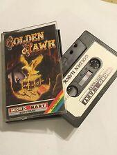 GOLDEN HAWK SINCLAIR ZX SPECTRUM 48K CASSETTE TAPE GAME By MICRO MART