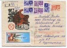 1975 Mail CCCP Deutsche Bundes SPACE NASA
