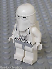 Personnage LEGO Star Wars Minifig Snowtrooper / Set 7749 8084 7666 4483 4504 ...