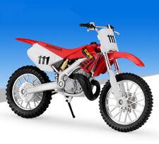 Maisto 1:18 Honda CR250R Motorcycle Bike Model Toy Red